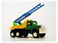 Машина М Пожарная 17,5х9х7,5 см производитель Kinder Way 25