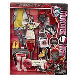 Кукла Monster High Видовна Спайдер Я люблю моду - Wydowna Spider, фото 4