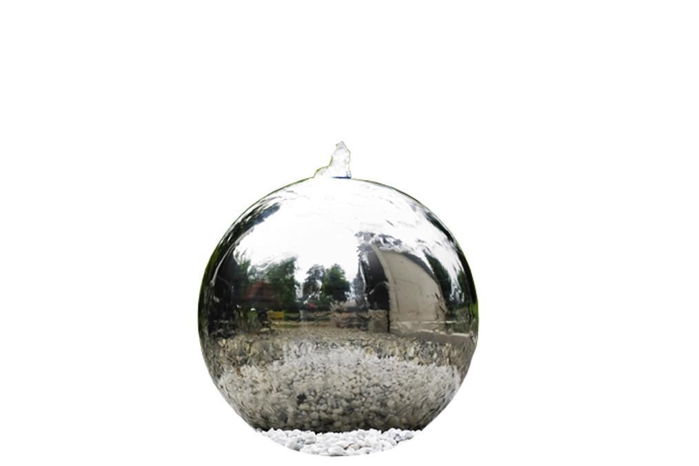 Декоративный предмет Светодиодный шарик из нержавеющей стали