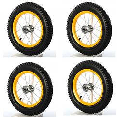 Набор колес к карту M 1698, M 1698-WHEEL SET