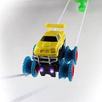 Конструктор канатный трек Trix Trux с машинкой Монстр трак SKL11-133924