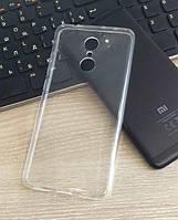 Накладка силиконовая Slim Premium Xiaomi Redmi 5 (прозрачный)
