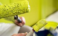 Фарбування стін стелі