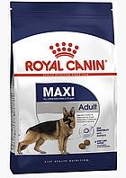 Сухой корм Роял Канин Royal Canin Maxi Adult для собак крупных пород  4 кг.