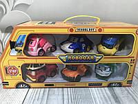 Набор машинок Поли Робокар 83168-9