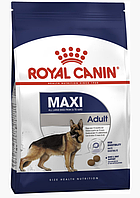 Сухой корм Роял Канин Royal Canin Maxi Adult для собак крупных пород 15 кг.