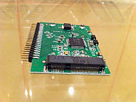 Конвертер адаптер mSATA SSD to IDE 44 Pin для ноутбука