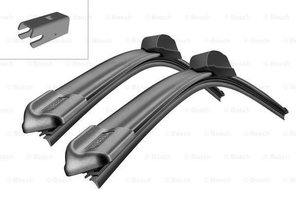 Щетки стеклоочистителя бескаркасные BOSCH Aerotwin, 600х450мм, MAZDA CX-5 17-