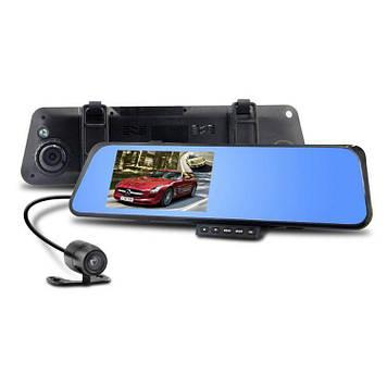 Автомобильный видеорегистратор, зеркало DVR Full HD 3.5 дюймов.