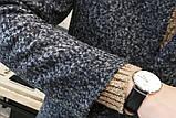 Мужское легкое вязаное пальто, фото 5