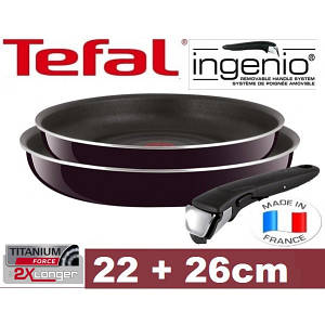 Сковородка TEFAL INGENIO L61390