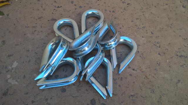 Коуш Ф20 DIN 6899 нержавеющий купить