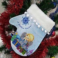 Рукавичка для подарунків (для вишивання бісером) 074e32f4e8fc1