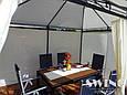 Садовый павильон беседка MINZO 3х4 2017, фото 6