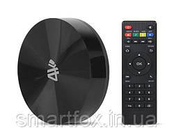 ТВ приставка Android tv box amlogic S82