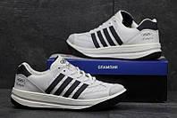 Мужские кроссовки Олимпия Suport старая модель Adidas московский, качественная обувь Olympia Иран адидас белые