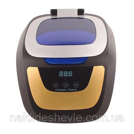 Профессиональная ультразвуковая ванна - мойка Jeken Сodyson СЕ-5700А с цифровым дисплеем, 750 мл., фото 2