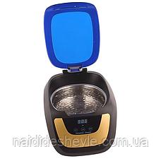 Профессиональная ультразвуковая ванна - мойка Jeken Сodyson СЕ-5700А с цифровым дисплеем, 750 мл., фото 3