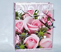Подарочные пакеты упаковка 12 шт 26-32-10 см