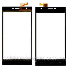 Тачскрин (сенсорный экран) Nomi i503 (FPC-YCTP50165FS V0) черный