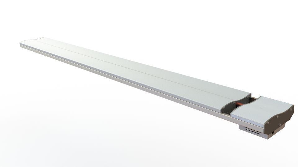 ІЧ стельвий обігрівач Sun Way Pro 1500