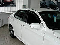Дефлекторы окон SIM Honda Accord 9 2013-