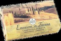 Натуральное мыло Эмоции Тосканы - Золотая Страна