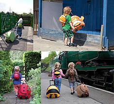 Дорожная сумка LITTLE LIFE, фото 3