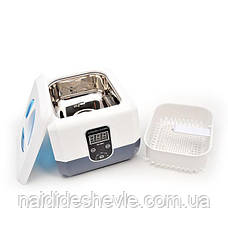 Ультразвукова Ванна VGT-1200, 1,3 л. 60 Вт, фото 2
