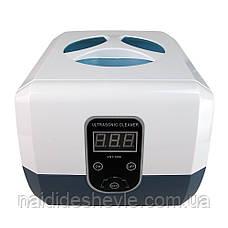 Ванна ультразвуковая VGT-1200, 1,3 л. 60 Вт, фото 3