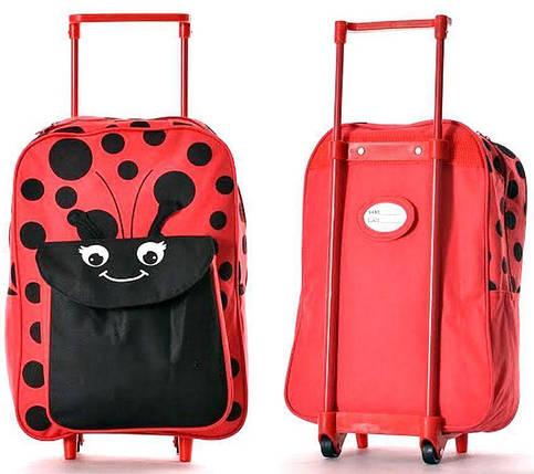 Дорожная сумка RED, фото 2