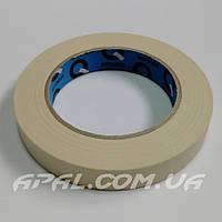 Q-Refinish 10-100 Малярна стрічка 80°C, 18мм х 50м