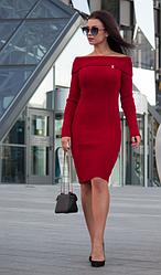 Платье однотонное - Ксюша