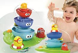 "Игрушка для купания водопад ""Пирамидка Фонтан"" D 40115 (аналог Yookidoo)"