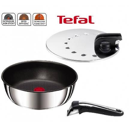 Сковородка TEFAL INGENIO 26 см INOX, фото 2