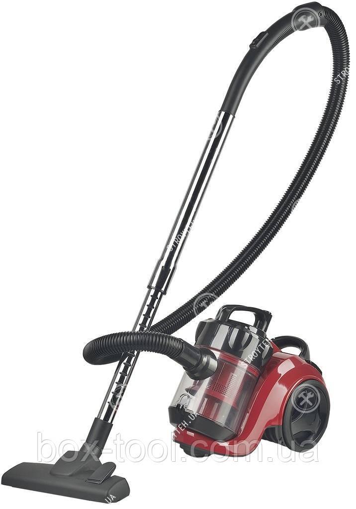 Grunhelm GVC8216R Пилосос для сухого прибирання (червоний)