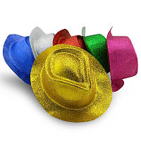 Карнавальні капелюхи (підліткові) Вечірка Блискітки