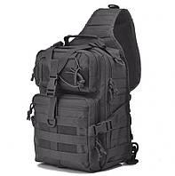 Тактическая мужская сумка через плечо