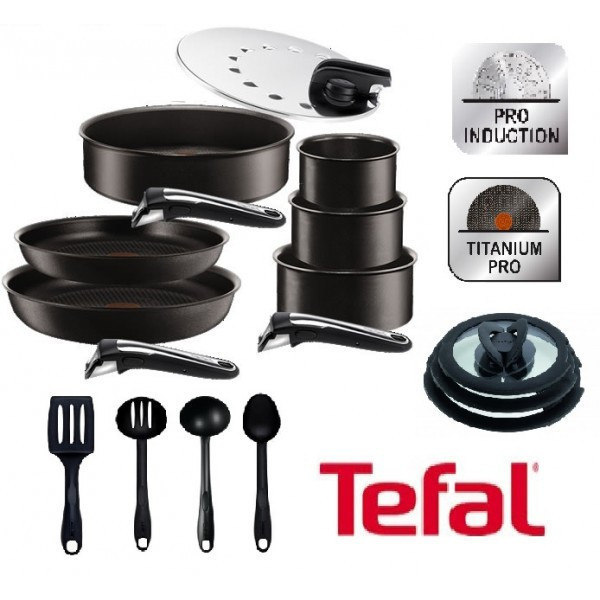 Набор посуды TEFAL INGENIO 16 шт