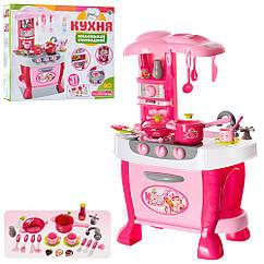 Детская кухня с музыкальными и световыми эффектами 008-801, высота 73см