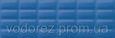 Плитка для стен Opoczno VIVID COLOURS BLUE GLOSSY PILLOW  25X75