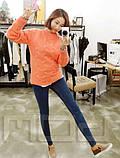 Классические женские джинсы с бархатной подкладкой, фото 3