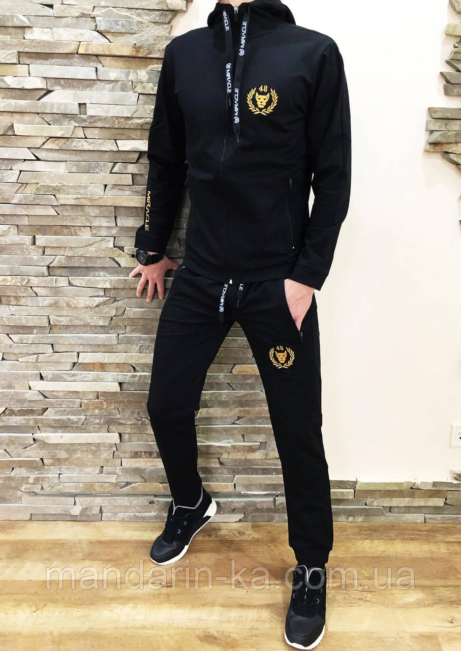 Мужской спортивный  костюм  Miracle Gold line олимпийка штаны