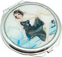 Зеркало косметическое Jardin D`Ete «Девушка-модница»