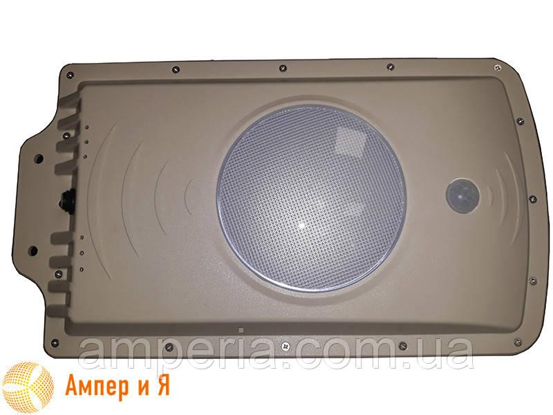 Автономная солнечная система освещения с датчиком движения LED-NGS-60 6W 6500K 600lm IP65