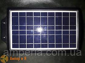 Автономная солнечная система освещения с датчиком движения LED-NGS-60 6W 6500K 600lm IP65, фото 3
