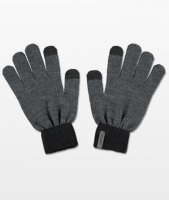 Рукавиці Asos - Сlassic Gray Sensor (Перчатки)