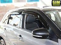 Дефлекторы окон SIM Suzuki Vitara 2015-