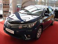 Дефлекторы окон SIM Toyota Corolla 2013-
