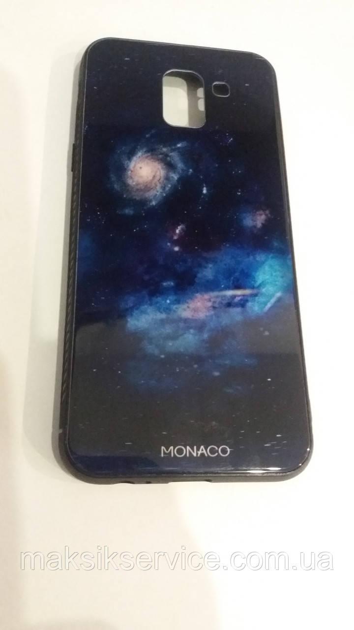 Чохол накладка на Samsung J6 2018 Monaco